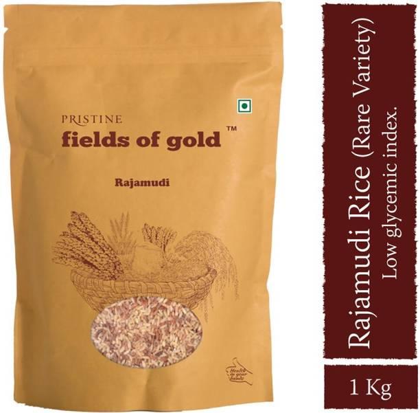 Fields of Gold Rice Red Rajamudi Rice (Medium Grain)