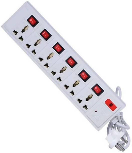 GLUCKLICH SOCKET PROTECTOR 6  Socket Extension Boards