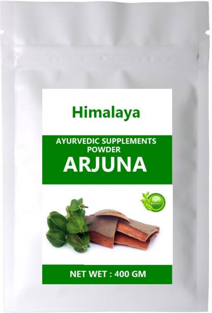 HIMALAYA NATURAL ARJUNA POWDER 400