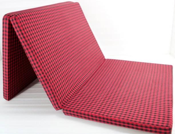 MOROFEEL Three Fold 03 2.5 inch Single Cotton Mattress