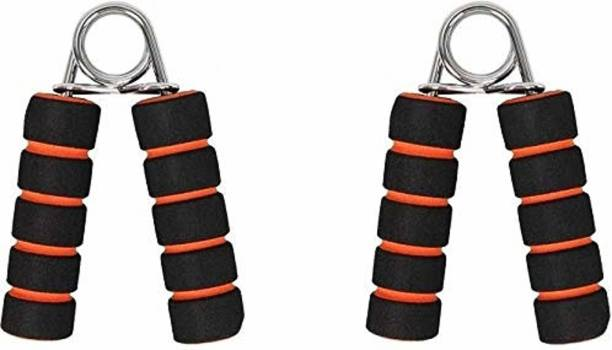 Goodkin India Hand Grip Fitness Hand Strengthener With Adjustable Spring Bicycle Handle Grip