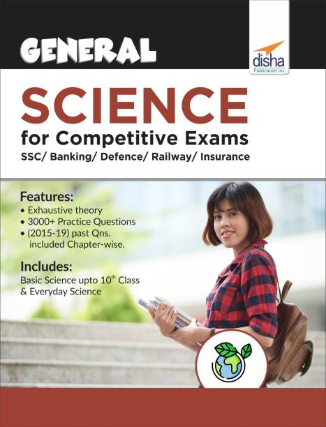 General Science for Competitive Exams Ssc/Banking/Railways/Defense/Insurance