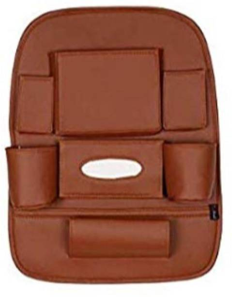 AutoFurnish 3D Car Auto Seat Back Multi Pocket Storage Bag Organizer Holder Hanger Accessory Car Storage Bag & Bin