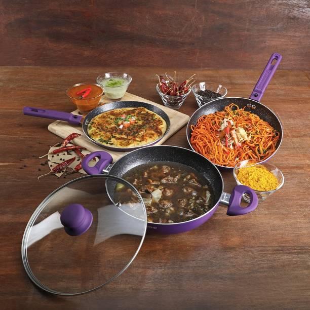 WONDERCHEF Diana Induction Bottom Cookware Set