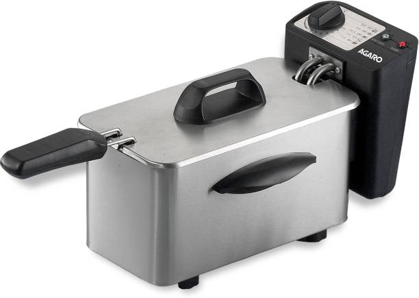 Agaro Marvel Deep Fryer 2 L Electric Deep Fryer