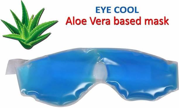 HDCraft Eye Mask for Dark Circles, Dry Eyes, Cooling Eyes, Pain Relief, Redness KLZ=356