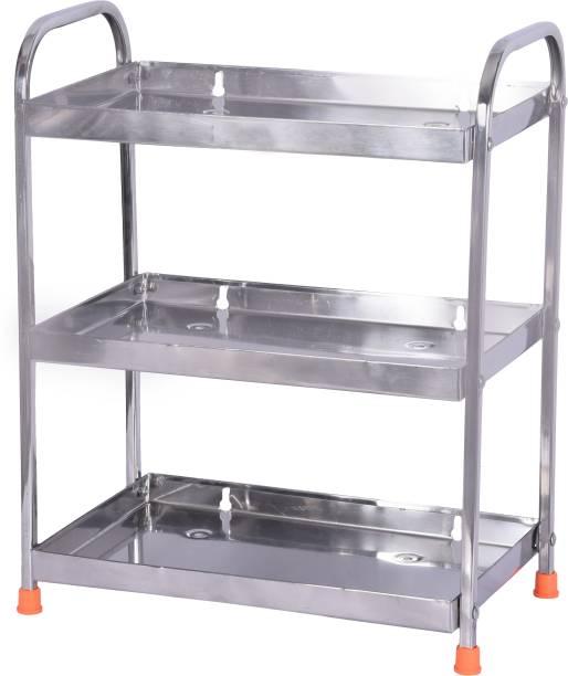 FLIP FINZ 18x14x8.5 Inch Kitchen Utensils Rack (Wall Hang) Utensil Kitchen Rack