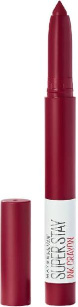MAYBELLINE NEW YORK Super Stay Crayon Lipstick