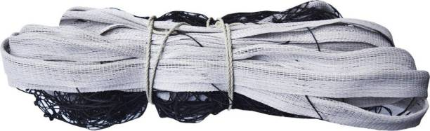 ZHOOSH Volleyball Nylon Net (Pack of 1), Black Volleyball Net