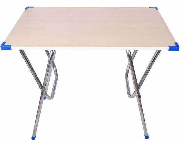 BROWNIE Engineered Wood 2 Seater Dining Table