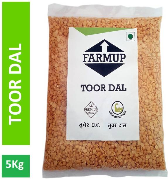 FARMUP Yellow Toor Dal (Split)