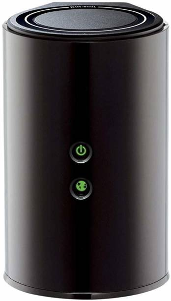 D-Link Wireless AC 1200 Mbps Home Cloud App-Enabled Dual-Band Gigabit Router 1200 Mbps WiFi Range Extender