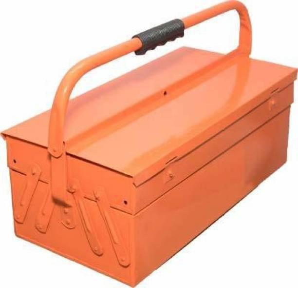 ship brand 3 compartment Ship brand metal tool box Tool Box with Tray