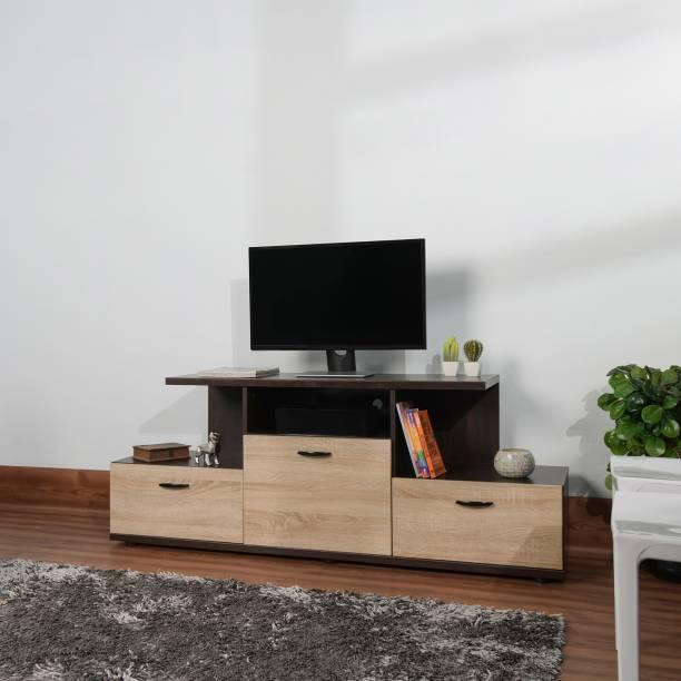 Zuari by Forte Cyprus Engineered Wood TV Entertainment Unit