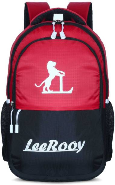 LeeRooy BG04 Red new desdign Laptop backpack,college backpack,school backpack 40 L Laptop Backpack