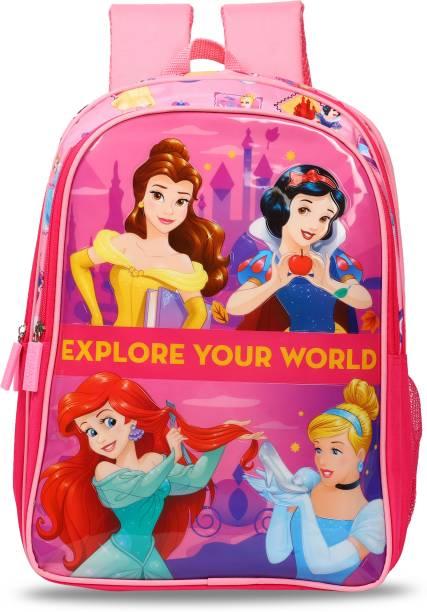 Disney Princess Explore Your World (Secondary 3rd Std Plus) School Bag