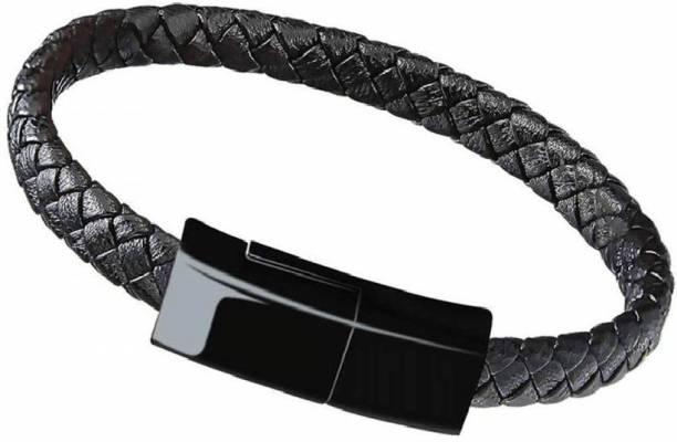 Armilo Portable Bracelet Charger 0.22 m USB Type C Cable