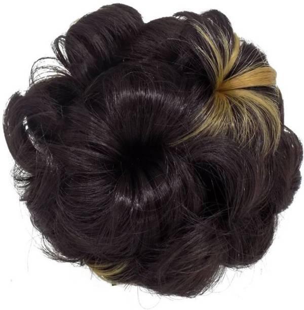 Shining Angel Bun Decoration Hair Clutcher hight- LIGHT FOR WOMEN AND GIRL Bun Clip