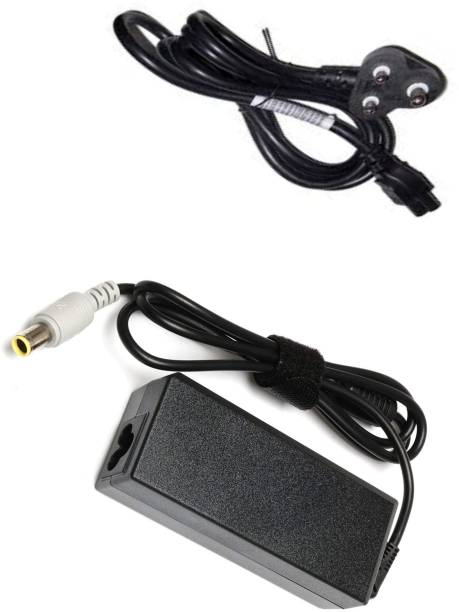 L.expert Laptop Charger for ThinkPad Laptop 65w 3.25a Big Round Pin 65 W Adapter