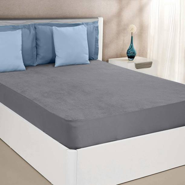 Relaxfeel Fitted Queen Size Waterproof Mattress Cover