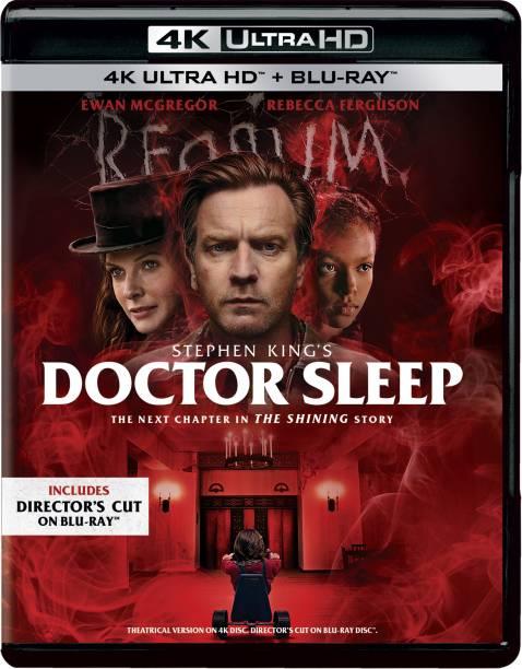 Doctor Sleep (4K UHD + HD + Director's Cut) (3-Disc) - Includes Director's Cut on Disc 3