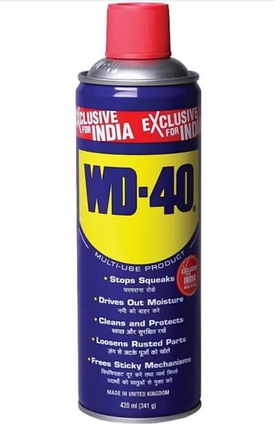 Pidilite wd40(420 ML) Rust Removal Aerosol Spray