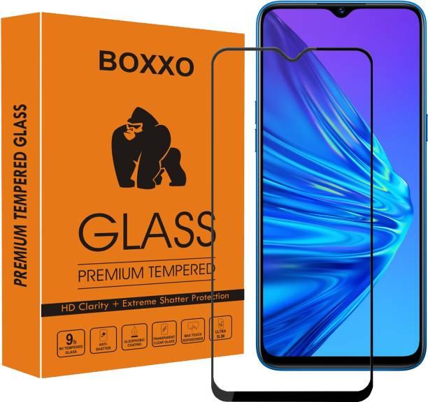 Boxxo Edge To Edge Tempered Glass for Vivo Y20