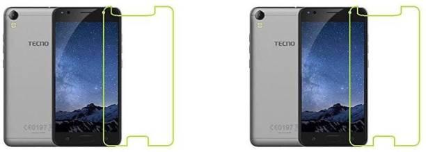 Zootkart Tempered Glass Guard for Tecno i5 PRO