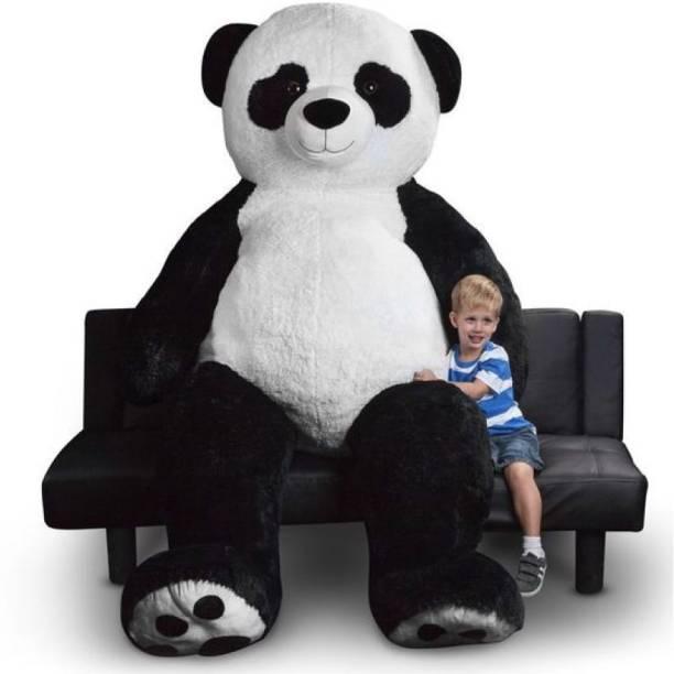 AVS 7 Feet Soft Stuffed Spongy Hug able Cute Punja Panda Teddy Bear  - 210 cm