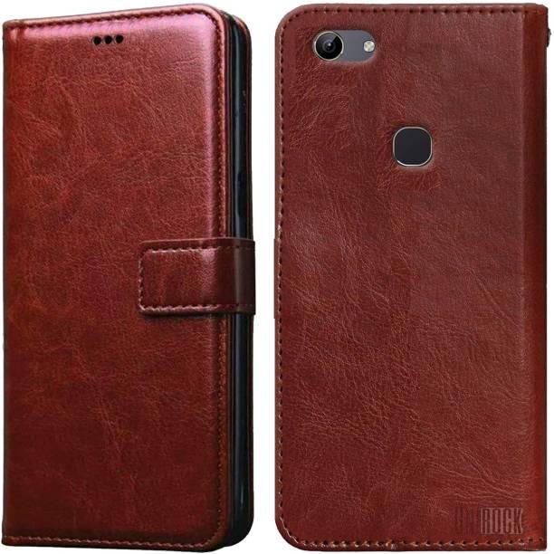 Unirock Flip Cover for Vivo Y81