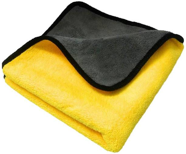 JMD GLOBAL SALES AS-towel Wet and Dry Microfiber Cleaning Cloth