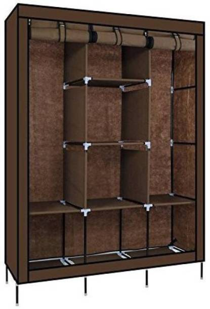 MEZIRE Collapsible Wardrobe 88130 PP Collapsible Wardrobe