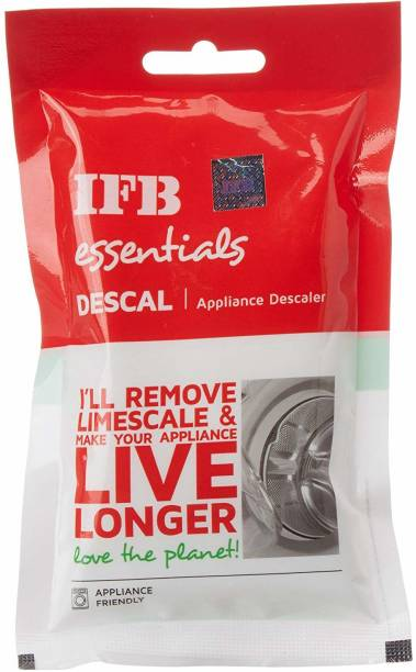 IFB Descaling Powder Drum Cleaning 16 pouch Detergent Powder 1600 g