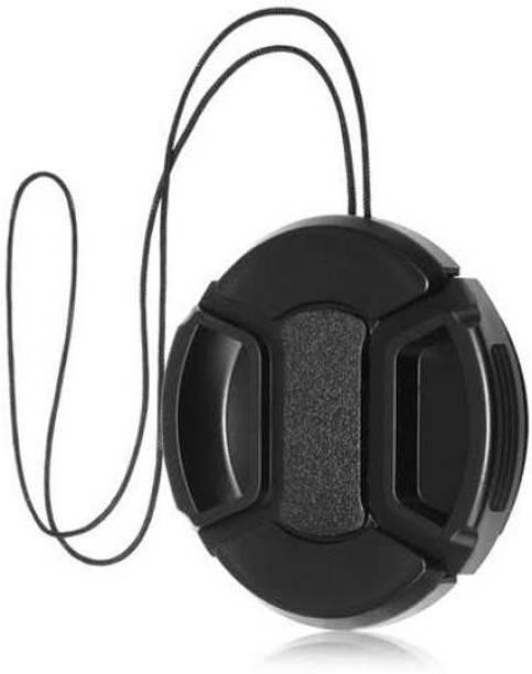Stookin Front Lens Cap (Black, 55)  Lens Cap