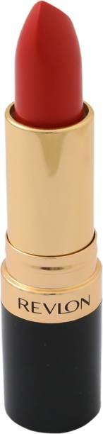 Revlon Super Lustrous Matte Lipsticks