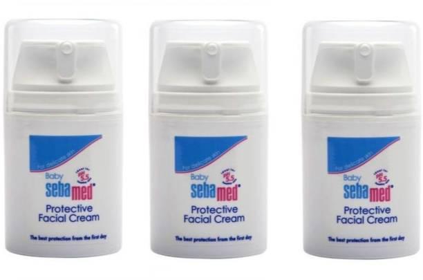 Sebamed Baby Protective Facial Cream pack 3