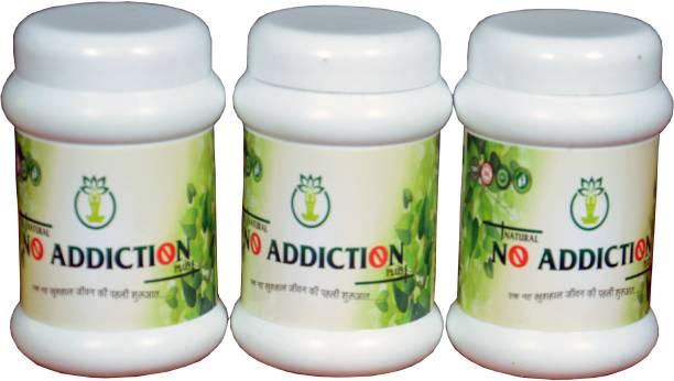 ALCOBAN NO ADDICTION - TULSI