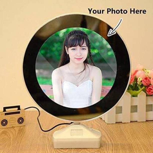 Toyvala Magic Mirror Photo Frame 8 inch 3D 8 inch frame