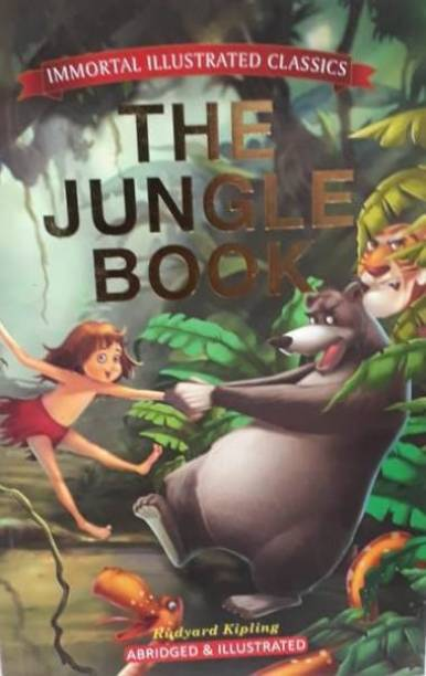 Immortal Illustrated Classics The Jungle Book
