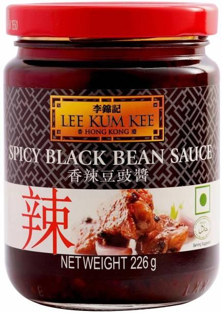Lee Kum Kee Spicy Black Bean Sauce -226grams Sauce