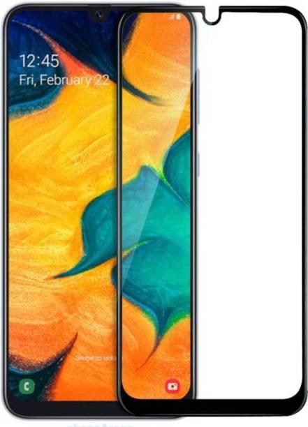 Flipkart SmartBuy Edge To Edge Tempered Glass for Samsung Galaxy A30, Samsung Galaxy A30s, Samsung Galaxy A50, Samsung Galaxy A50s, Samsung Galaxy M30, Samsung Galaxy M30s, Samsung Galaxy A20, Samsung Galaxy M21