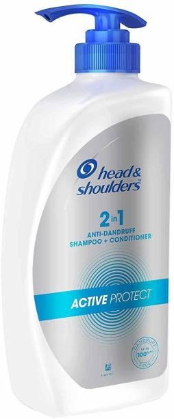 HEAD & SHOULDERS 2-in-1 Active Protect, Anti Dandruff Shampoo and Conditioner Shampoo