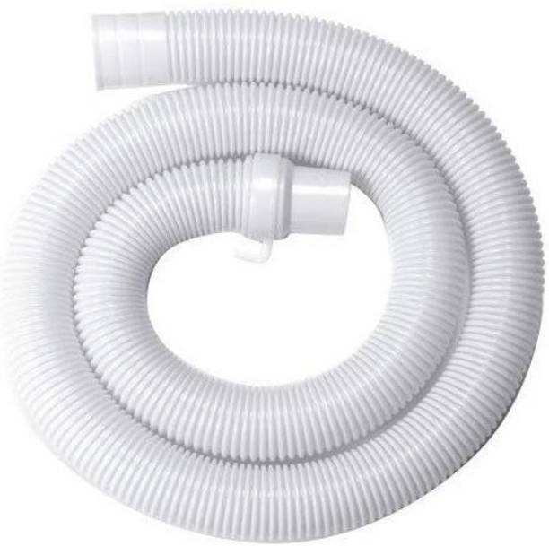 Premier 2 Meters Washing Machine Outlet Pipe to Drain Waste Water from Washing Machine for Both top/semi/Load Washing Machine Outlet Hose (2 meters) Washing Machine Outlet Hose