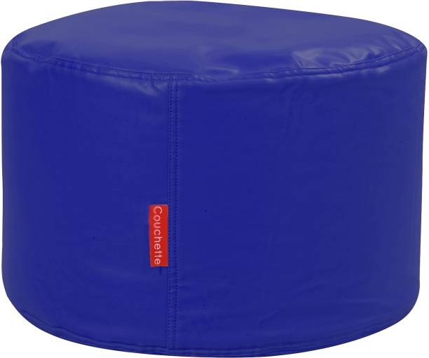 Couchette Medium Bean Bag Footstool  With Bean Filling