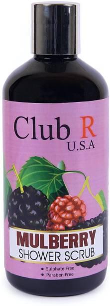 Club R Mulberry Shower Gel