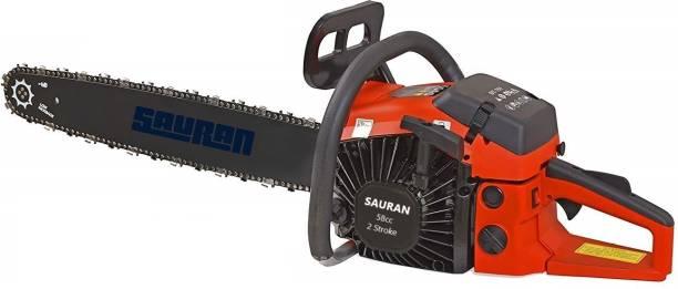 "Sauran Petrol Chainsaw (With Warranty) Heavy Duty 22"" Petrol Chainsaw (With Warranty) Heavy Duty Fuel Chainsaw"