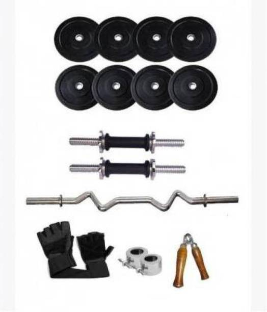 S.D SPORTS 8 KG HOME GYM COMBO Home Gym Kit