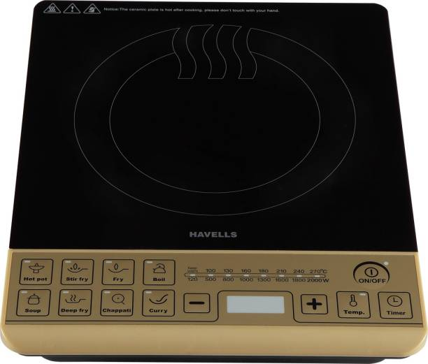 HAVELLS ST-X Induction Cooktop