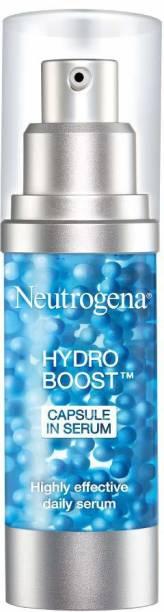 NEUTROGENA Hydro Boost Capsule In Serum, Transparent, 30 ml