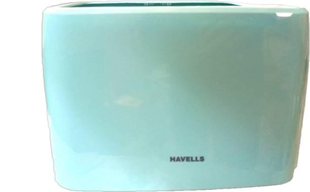 HAVELLS CRISP PLUS 2 SLICE WHITE 700 W Pop Up Toaster 700 W Pop Up Toaster